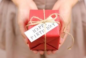 女性が贈る誕生日プレゼント