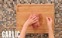 ガーリック 肉