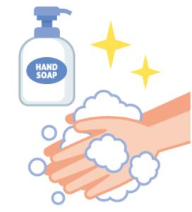 手洗い イラスト