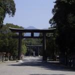 奈良橿原神宮初詣2018の混雑。駐車場やアクセスは?