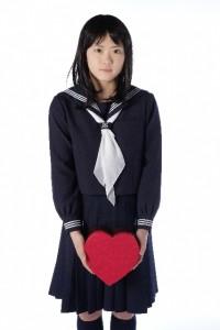 学生 バレンタイン