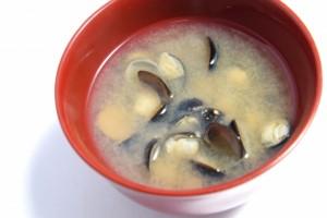 しじみ 味噌汁