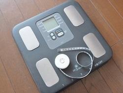 体重計 メジャー