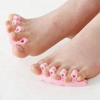 足の指パッド 便利