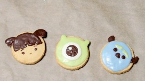 デコクッキー ツムツムクッキー