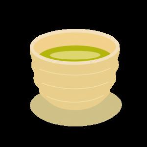 緑茶 イラスト