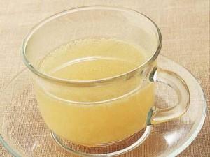 風邪 飲み物 はちみつ生姜ジュース