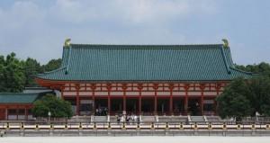 平安神宮について