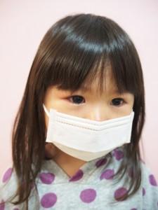 子供 女の子 マスク