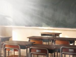 陽の当たる教室