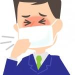 サラリーマン インフルエンザ