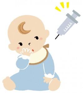 赤ちゃん 予防接種