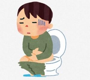 腹痛 トイレ