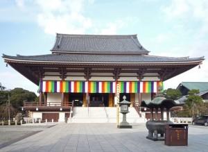 西新井大師総持寺本堂