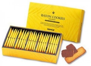 バトンクッキー