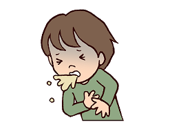 ノロウイルス 嘔吐