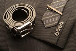 スーツ ベルト ネクタイ ネクタイピン