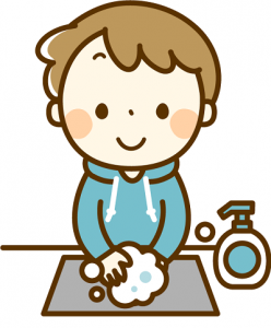 子供 手洗い イラスト