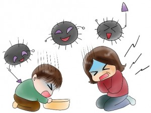 ウイルス 嘔吐