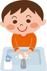 手洗い 健康管理