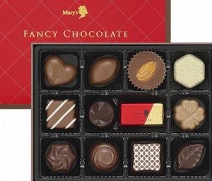 メリーチョコレートカムパニー チョコ