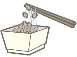 納豆 食事