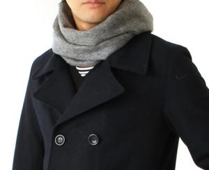 メンズ マフラー コート
