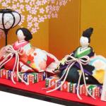 関西でひな人形を飾る時期と並び(配置)について!処分や供養は?