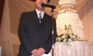 結婚披露宴 祝辞スピーチ