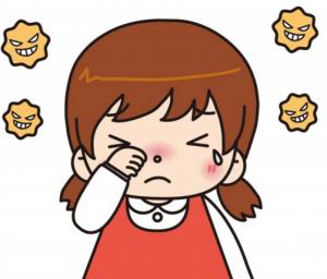 子供 花粉症