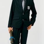 小学生 卒業式 スーツ