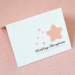 結婚式のメッセージカード文例集!招待状や席札への書き方は?