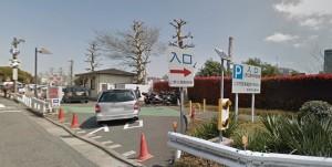 上野恩賜公園第1駐車場