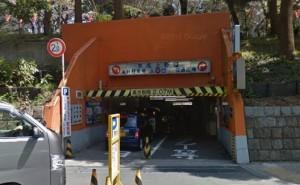 京成上野駅駐車場
