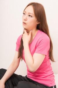 喉 違和感 女性