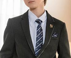 小学校 卒業式 スーツ
