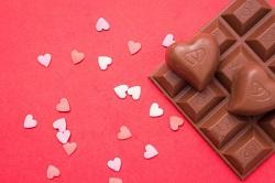 チョコレート 可愛らしい
