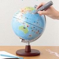 地球儀 プレゼント