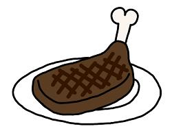 肉料理 高カロリー