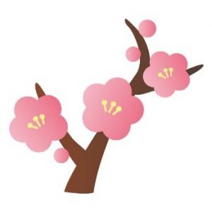 桃の花 絵