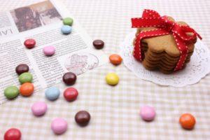 マーブルチョコ クッキー