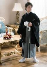 シンプル 黒 袴