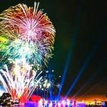 横浜開港祭花火2016の日程や時間。穴場スポットはどこ?