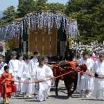 葵祭2017の日程とコース。斎王代は誰?交通規制情報