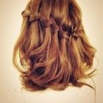 【小学校卒業式の髪型】ミディアムの女の子向け簡単アレンジ集