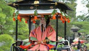 葵祭 斎王代