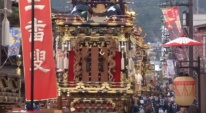 飛騨古川祭り 祭屋台