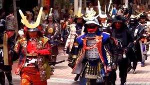 仙台青葉祭り 伊達時代行列