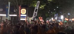 仙台青葉祭り 宵祭