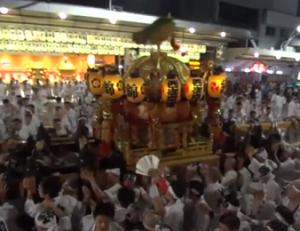京都 祇園祭 神幸祭